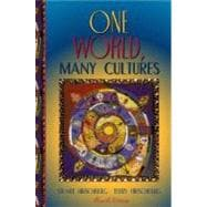 One World, Many Cultures,9780205318414
