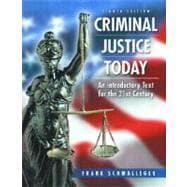 Criminal Justice Today and Evaluating Online Resources Package