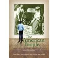 American People, The: Creating a Nation and a Society, Concise Edition, Combined Volume,9780205568437