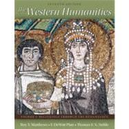 The Western Humanities Volume 1
