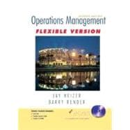 Operations Management Flexible Version Package,9780131058453