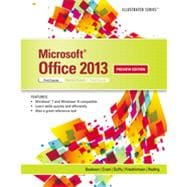 Microsoft Office 2013 : Illustrated Introductory, First Course