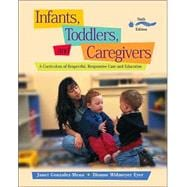 Infants, Toddlers, and Caregivers : A Curriculum of Respectful, Responsive Care and Education with the Caregiver's Companion: Readings and Professional Resources