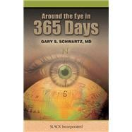 Around the Eye in 365 Days, 9781556428463  