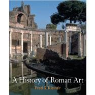 A History Of Roman Art,9780534638467