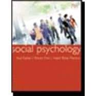 Social Psychology,9780618868469