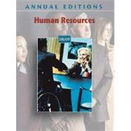 Annual Editions: Human Resources 08/09