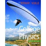College Physics, Volume 1,9780840068484