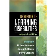 Handbook of Learning Disabilities, Second Edition,9781462508495