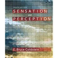 Sensation and Perception (with Psychology CourseMate with EBook Printed Access Card)