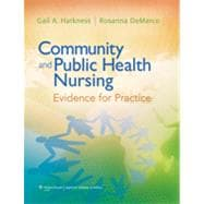 Community and Public Health Nursing; Evidence for Practice,9780781758512