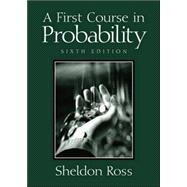 First Course in Probability, A,9780130338518