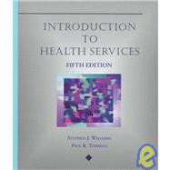 Introduction to Health Services,9780827378520