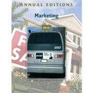 Annual Editions: Marketing 09/10