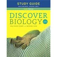 Study Guide : For Discover Biology, Fifth Core Edition,9780393918540