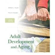 Adult Development And Aging,9780073128542