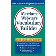 Merriam-webster's Vocabulary Builder, 9780877798552  