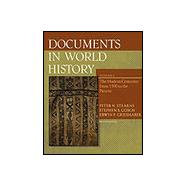 Documents in World History: The Modern Centuries : From 1500 to the Present
