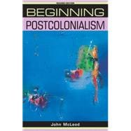 Beginning postcolonialism,9780719078583