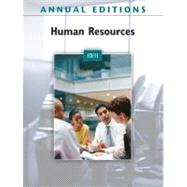 Annual Editions: Human Resources 10/11