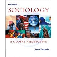 Sociology With Infotrac: A Global Perspective,9780534588601