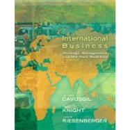 International Business : Strategy, Management, and the New Realities,9780131738607