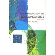 An Introduction to Sociolinguistics: Second Edition