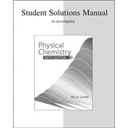 Student Solutions Manual to accompany Physical Chemistry
