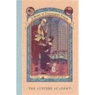The Austere Academy, 9780064408639