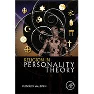 Religion in Personality Theory,9780124078642