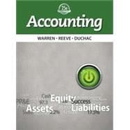 Bundle: Accounting, 25th + CengageNOW 2-Semester Printed Access Card, 25th Edition,9781133538653
