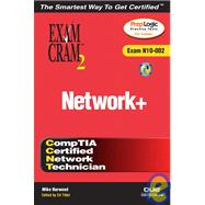 Network+ Exam Cram 2 (Exam Cram N10-002)