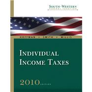 Individual Income Taxes 2010 (Book with CD-ROM),9780324828658