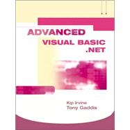 Advanced VB. NET Alternate with VB. Net CD's