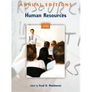 Annual Editions: Human Resources 11/12