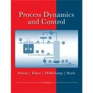 Process Dynamics and Control, 3rd Edition,9780470128671