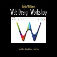 Robin Williams Web Design Workshop, 9780201748673
