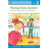 Young Cam Jansen and the Speedy Car Mystery,9780142418680
