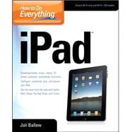 How to Do Everything iPad, 9780071748698  