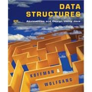 Data Structures: Abstraction and Design Using Java, 2nd Edition,9780470128701