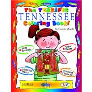 Terrific Tennessee Coloring Book!