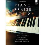 Piano Praise for 2 : Duets for 4-Hands, 1-Piano, 9780834178717  