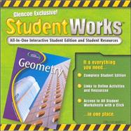 Glencoe Geometry, StudentWorks CD-ROM,9780078668722