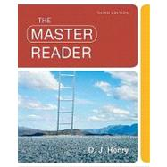 Master Reader, the (with MyReadingLab Pearson eText Student Access Code Card),9780205008735