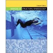 Manual of Structural Kinesiology,9780073028736