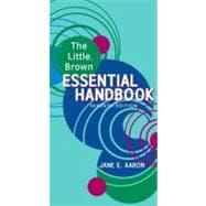 Little, Brown Essential Handbook (S2PCL),9780205718764