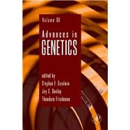 Advances in Genetics, 9780080888767  