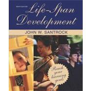 Life-Span Development, 9e with Student CD and PowerWeb,9780072878769