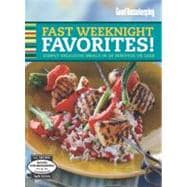 Good Housekeeping Fast Weeknight Favorites! : Simply Delicio..., 9781588168771  