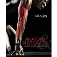 Combo: Anatomy &amp; Physiology: A Unity of Form &amp; Function with Student Study Guide &amp; Connect Plus (Includes APR &amp; PhILS Online Access)